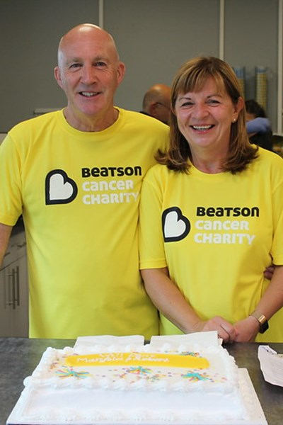 Beatson Cancer Charity Cafe Volunteers